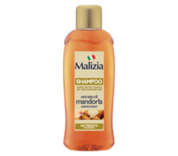 Шампунь ALMOND EXTRACT DRY HAIR торговой марки «Malizia» 1000 мл.